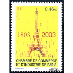 2003 France  Sc# 2933  ** MNH Very Nice. French Revolution (Scott)  Comics