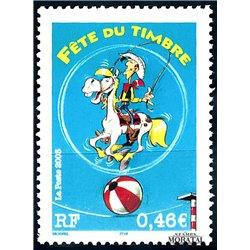 2003 France  Sc# 2934  ** MNH Very Nice. Stamp Day (Scott)  Comics