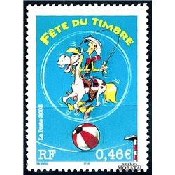 2003 Frankreich Mi# 3685A  ** Perfekter Zustand. Tag der Briefmarke (Michel)  Comics