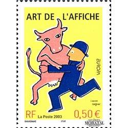 2003 Frankreich Mi# 3694  ** Perfekter Zustand. Europa (Michel)