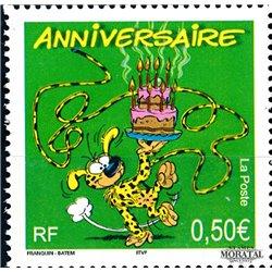 2003 Frankreich Mi# 3708 I  ** Perfekter Zustand. Glückwünsche (Michel)  Serie Gene