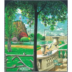 2003 France  Sc# 2979a/2979b  ** MNH Very Nice. French Gardens (Scott)  Tourism