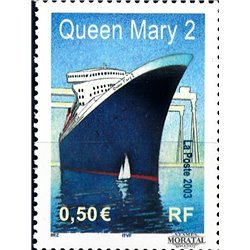 "2003 France  Sc# 2988  ** MNH Very Nice. ""Quen Mary 2"" (Scott)"