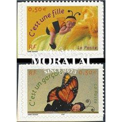 2004 Frankreich Mi# 3778  ** Perfekter Zustand. Glückwünsche (Michel)
