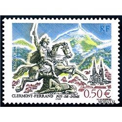 2004 France  Sc# 3008  ** MNH Very Nice. Clermont-Ferrand (Scott)