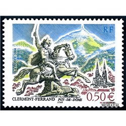 2004 France  Sc# 3008  ** MNH Very Nice. Clermont-Ferrand (Scott)