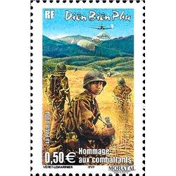 2004 France  Sc# 3023  ** MNH Very Nice. Battle Dien-Bien-Fu (Scott)  Europe