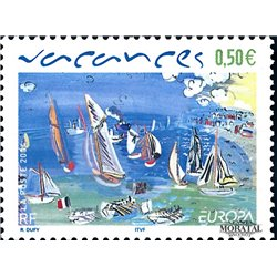2004 France  Sc# 3024  ** MNH Very Nice. Europa (Scott)  Comics