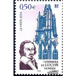 2004 Frankreich Mi# 3861  ** Perfekter Zustand. Richelieu (Michel)