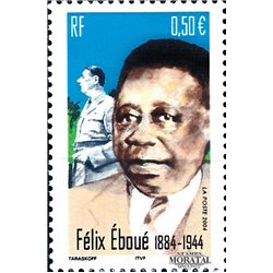 2004 France  Sc# 3049  ** MNH Very Nice. Felix Eboué (Scott)  Tourism