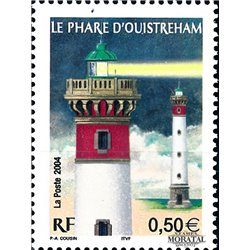 2004 France  Sc# 3050  ** MNH Very Nice. Lighthouse of Ouistreham (Scott)  Generic Series