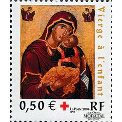 2004 France  Sc# B708  ** MNH Very Nice. Red Cross (Scott)  Tourism