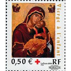 2004 France  Sc# B708  ** MNH Very Nice. Red Cross (Scott)  Tourism