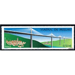 2004 France  Sc# 3065  ** MNH Very Nice. Millau Viaduct (Scott)  Generic Series