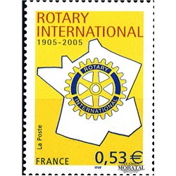2005 France  Sc# 3092  ** MNH Very Nice. Rotary club (Scott)  Comics