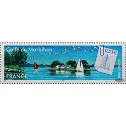 2005 France  Sc# 3108  ** MNH Very Nice. Gulf of Morbihan (Scott)  Europe