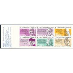 1986 Espagne 0 Carnet Découverte Amérique I Amérique **MNH TTB Très Beau  (Yvert&Tellier)