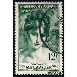 1950 France  Sc# 641  (o) Used, Nice. Madame Récanier (Scott)