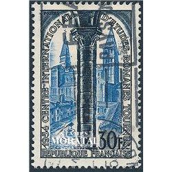 1954 Frankreich Mi# 1012  (o) Gebrauchte, Zustand. St. Philibert (Michel)  heilig