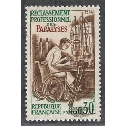 1964 France  Sc# 1083  (o) Used, Nice. Rehabilitation Handicapped (Scott)