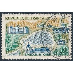 1961 France  Sc# 994  0. Bagnoles-de-l'Orne (Scott)