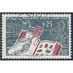 1963 France  Sc# 1078  0. PHILATEC 1964 (Scott)  Personalities