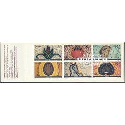 1989 Espagne 0 Carnet Découverte Amérique IV Amérique **MNH TTB Très Beau  (Yvert&Tellier)