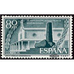 1956 Espagne 890  Exaltation  **MNH TTB Très Beau  (Yvert&Tellier)