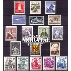 [22] 1961 Austria  Year Set Complete **MNH LUXURY   Stamps in Perfect Condition. LUXE ()