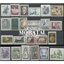 [22] 1967 Austria  Year Set Complete **MNH LUXURY   Stamps in Perfect Condition. LUXE ()
