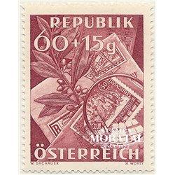 [23] 1949 Österreich Mi 946 Briefmarken Tag  ** Perfekter Zustand Briefmarken in perfektem Zustand. (Michel)