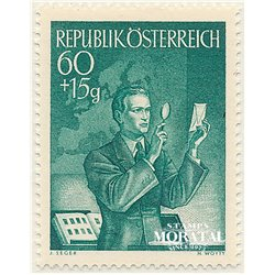 [23] 1950 Austria Sc B272 Stamps Day  ** MNH Very Nice Stamps in Perfect Condition. (Scott)