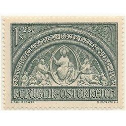[23] 1952 Österreich Mi 977 Österreichisch-katholischer Tag  ** Perfekter Zustand Briefmarken in perfektem Zustand. (Michel)
