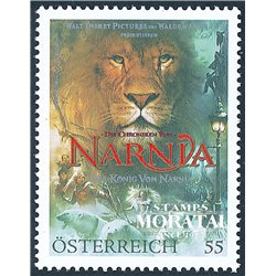 [23] 2005 Austria Sc 2030 The world of Narnia  ** MNH Very Nice Stamps in Perfect Condition. (Scott)