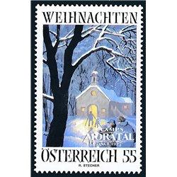 [23] 2005 Österreich Mi 2561 Advent  ** Perfekter Zustand Briefmarken in perfektem Zustand. (Michel)