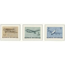 [23] 1968 Austria Sc  Air mail  ** MNH Very Nice Stamps in Perfect Condition. (Scott)