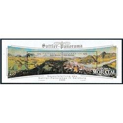 """[23] 2005 Österreich Mi BL-31 """"Panorama Salzbourg""""  ** Perfekter Zustand Briefmarken in perfektem Zustand. (Michel)"""