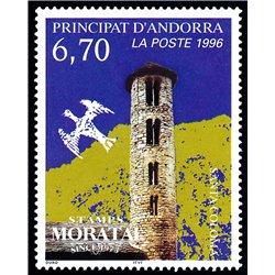 [24] 1996 French Andorra Sc  Santa Coloma  ** MNH Very Nice  (Scott)