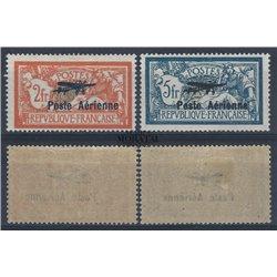 1927 France  Sc# C1/C2  ** MNH Very Nice. 0 (Scott)