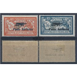 1927 France  Sc# C1/C2  ** MNH Very Nice. 0 (Scott)
