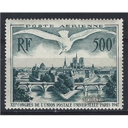 1947 France  Sc# C22  * MH Nice. 0 (Scott)