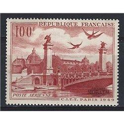1949 France  Sc# C28  * MH Nice. 0 (Scott)