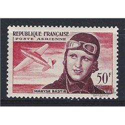 1955 France  Sc# C33  ** MNH Very Nice. Maryse Bastié (Scott)