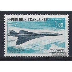 1969 France  Sc# C42  * MH Nice. 0 (Scott)