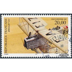 1997 France  Sc# C60  (o) Used, Nice. 0 (Scott)