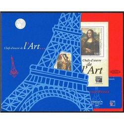 1999 Frankreich Mi# Block 20  ** Perfekter Zustand. 0 (Michel)