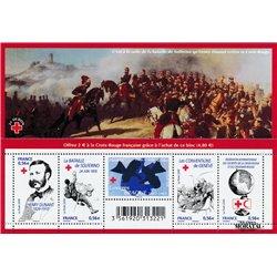2009 Frankreich Mi# 0  ** Perfekter Zustand. Rotes Kreuz (Michel)