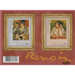 2009 Frankreich Mi# 0  ** Perfekter Zustand. Pierre-Auguste Renoir (Michel)