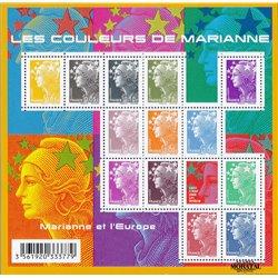 2009 France  Sc# 0  ** MNH Very Nice. Marianne (Scott)