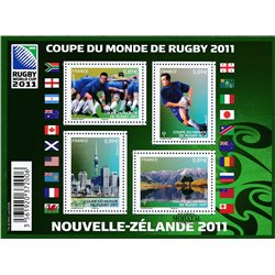 2011 France  Sc# 0  ** MNH Very Nice. Rugby World Cup (Scott)